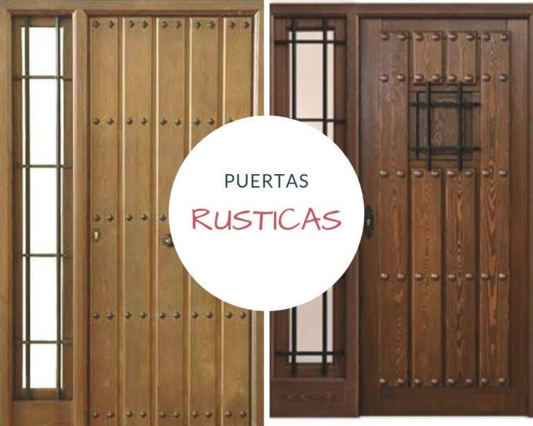 puertas acorazadas rusticas