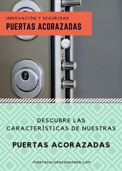 puerta acorazada catalogo