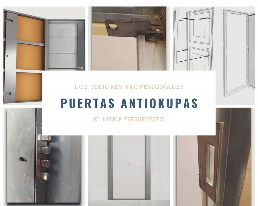 puerta antiokupa