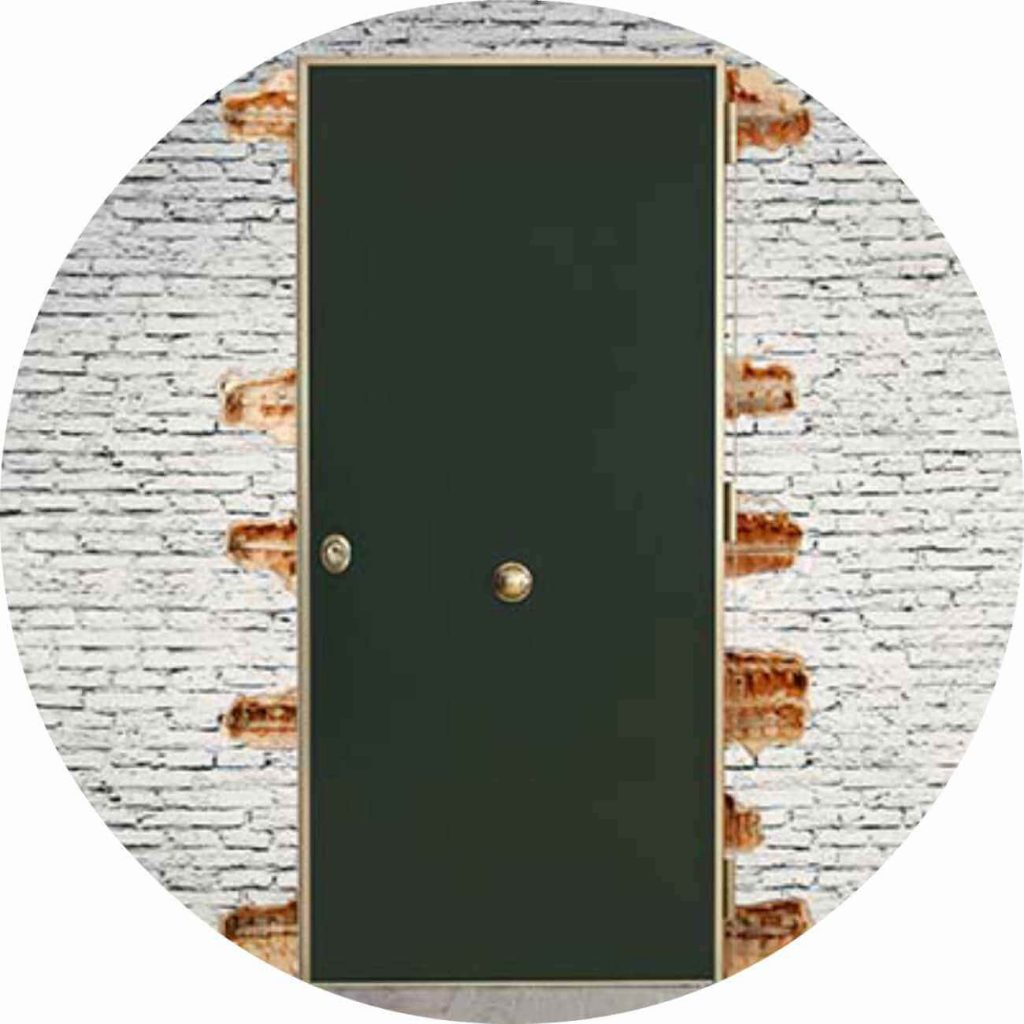 instalacion puerta acorazada Pinto