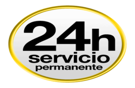 servicio 24 horas Calle Alcala