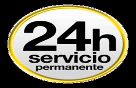 servicio 24 horas El Alamo