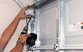 funcionamiento puerta industrial Madrid